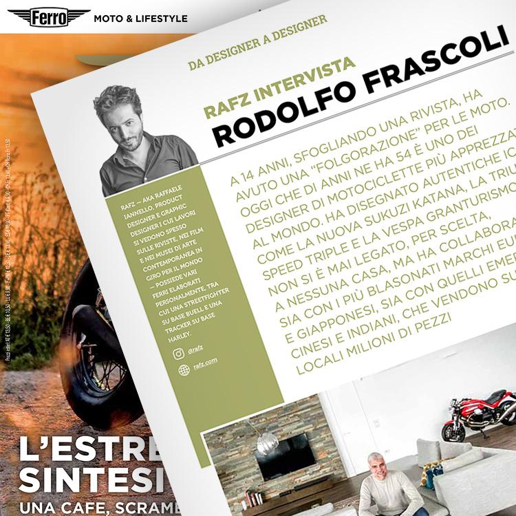 Ferro 49, Rodolfo Frascoli
