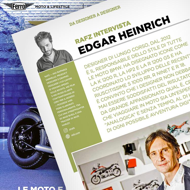 Ferro 53, Edgar Heinrich