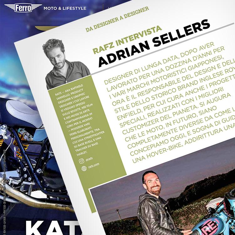 Ferro 54, Adrian Sellers